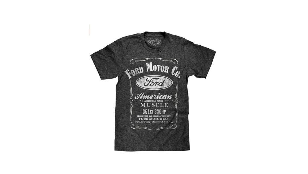 Tee Luv Ford American Made Muscle Shirt