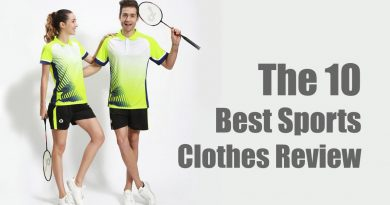 The 10 Best sports clothes Review