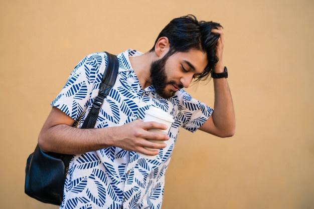 man enjoying summer wearing summer clothes 58466 10959