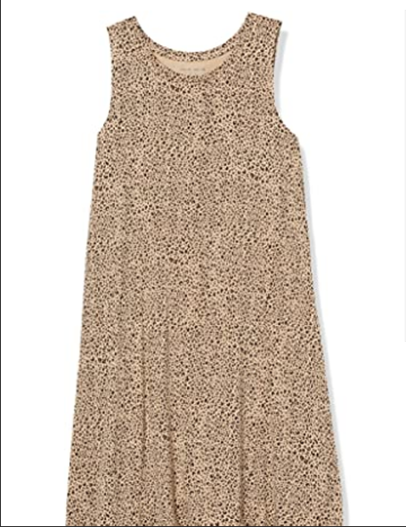 Best Amazon Essentials Women's Standard Tank Swing Dress