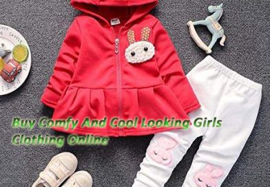 Best Buy Comfy And Cool Looking Girls Clothing Online