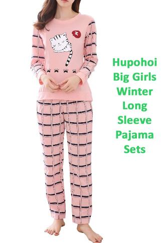 Hupohoi Big Girls Winter Lo