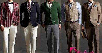 Gatsby Men's Clothing Style