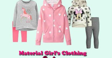 material girl clothing