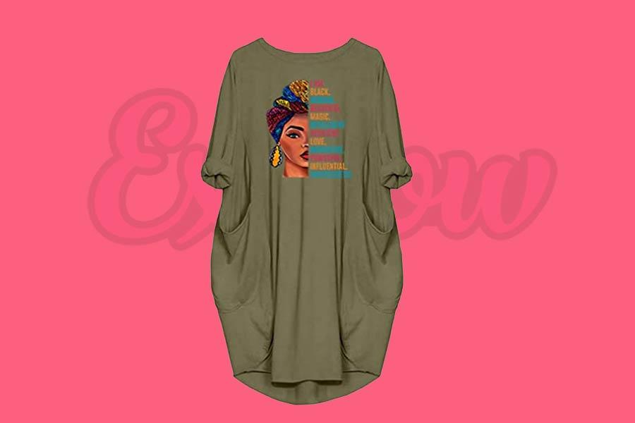 ethnic clothing pattern