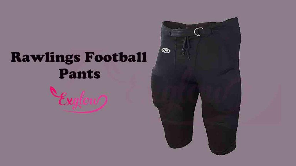 Rawlings Football Pants b