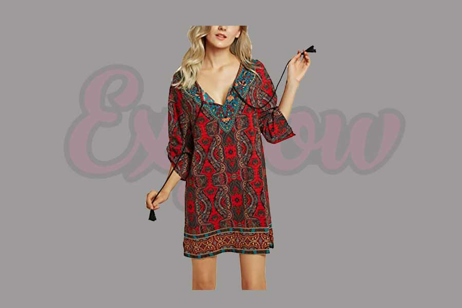 plus size indo western dresses,