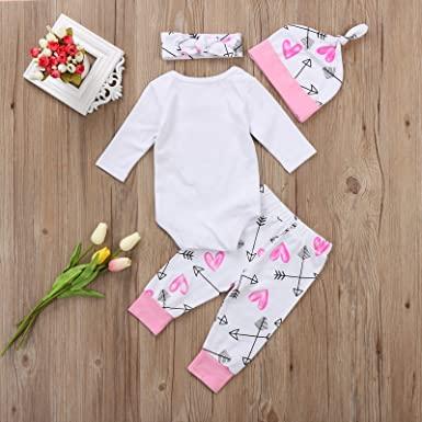Baby Girls Pants Set
