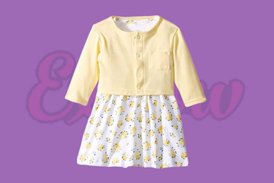 Baby and Toddler Girl Dress