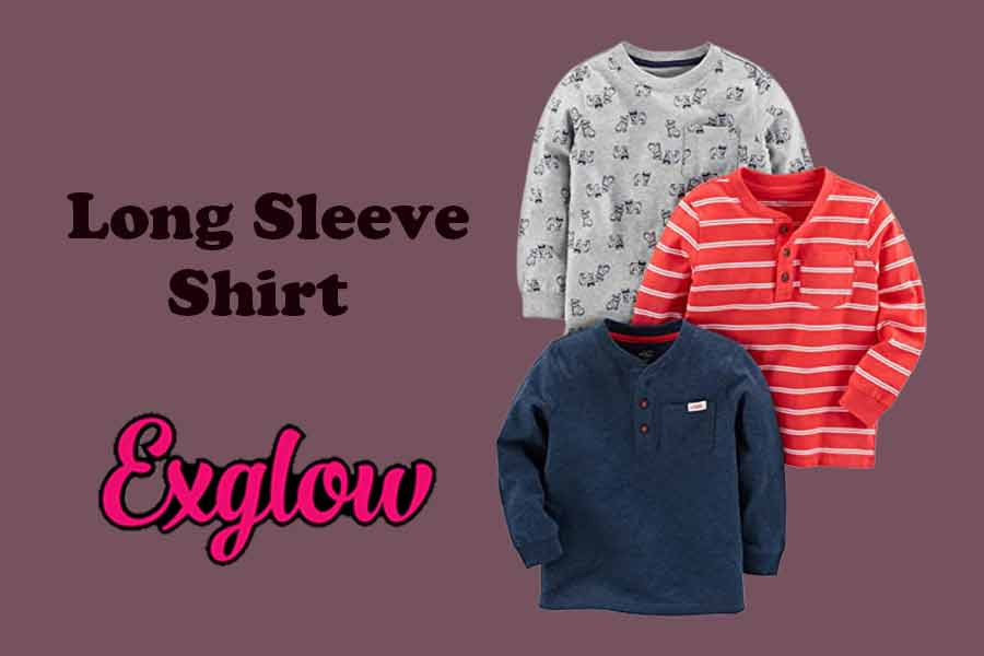 Long Sleeve Shirt 3-Pack