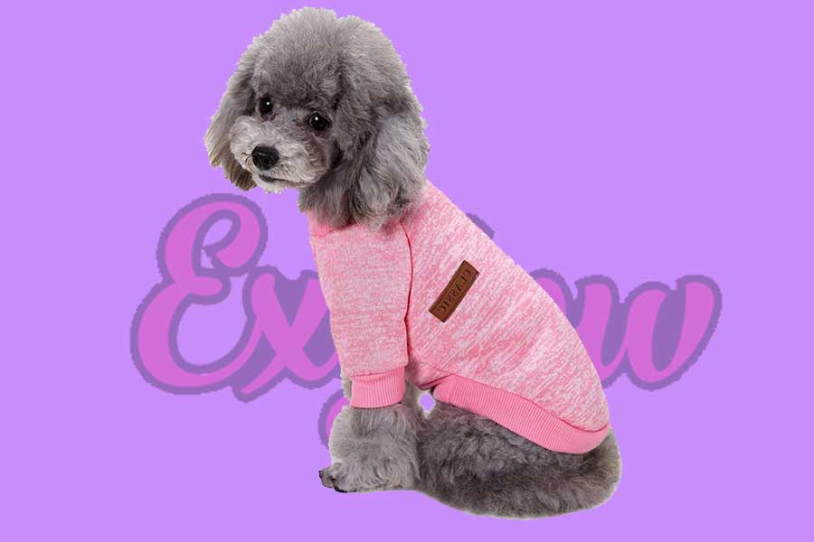 Pet Coat Soft Sweater for Dog