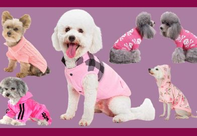 Pink-Dog-Clothing