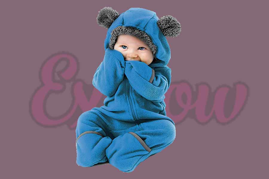 Romper Outerwear Toddler Jacket