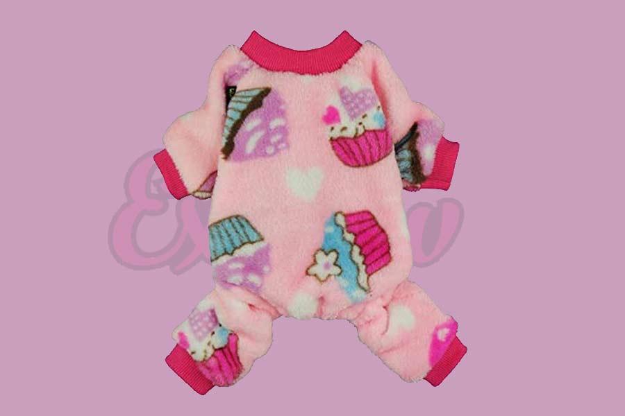 Sweet Cupcake Pet Clothes