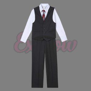 Boys 4-piece Formal Suit