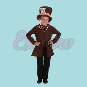 Boys Hatter Costume