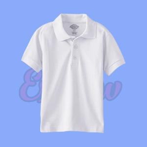 Boys Little Short Sleeve Pique Polo