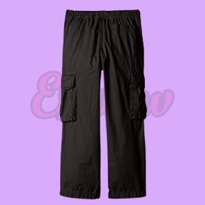 Boys Pull On Cargo Pants