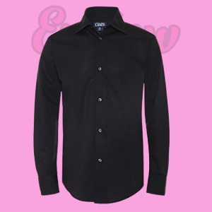 Boys Long Sleeve Dress Shirt