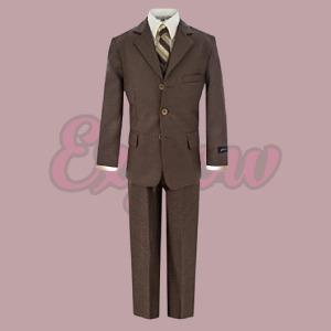 Boys Formal Dress Suit