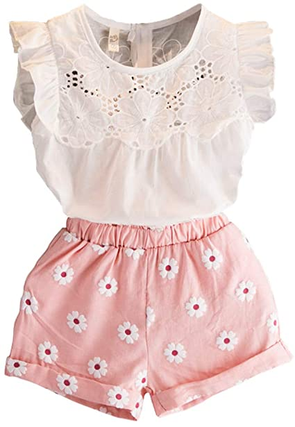 Baby Girls Outfits Clothes 1
