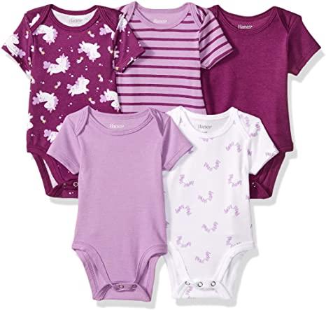 Unisex baby Ultimate Baby Flexy Short Sleeve Bodysuits 1