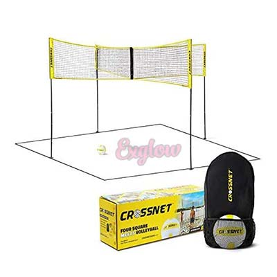 Four Square Volleyball Net