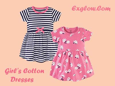 Baby Girls Cotton Dresses