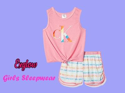 Girls Night Sleepwear