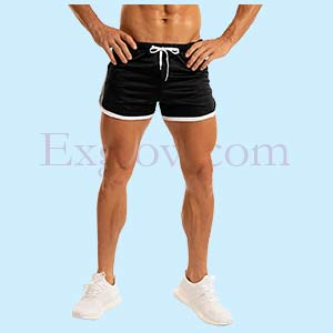 Men's Fitted Shorts