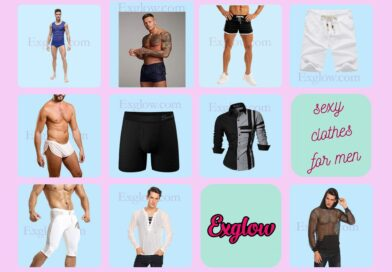 sexy Clothes for Men