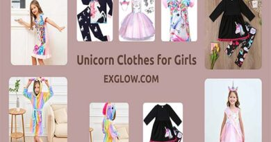 Unicorn Clothes for Girls
